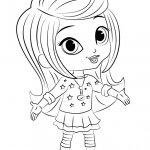 Coloring Pages Shimmer and Shine Creative Shimmer and Shine Coloring Pages Coloring Pages