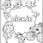 Coloring Pages Shimmer and Shine Pretty Shimmer and Shine Nickjr Coloring Pages