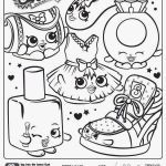 Coloring Pages Shopkins Awesome Stunning Coloring Sheets to Print Picolour