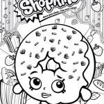 Coloring Pages Shopkins Inspirational 15 Inspirational Donut Coloring Page