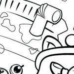 Coloring Pages Shopkins New 65 Free Shopkins Coloring Pages Blue History