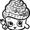 Coloring Pages Shopkins New Cupcake Queen Shopkin Coloring Pages Elegant Shopkin Coloring Pages