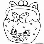Coloring Pages Shopkins New Easy Shopkins Coloring Pages Unique Coloring Books Line Hair
