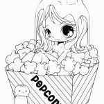 Coloring Pages Shopkins New New Popcorn Shopkin Coloring Pages – Lovespells