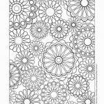 Coloring Pages to Print for Adults Inspiration Coloring Pages for Adults Flowers