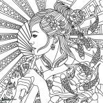 Coloring Pages to Print Frozen Marvelous Lovely Frozen Elsa Coloring Page 2019