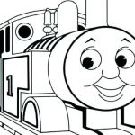 Coloring Pages Trains Best Of Thomas the Train James Coloring Pages