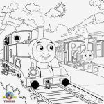 Coloring Pages Trains Inspirational 24 Free Thomas Train Coloring Pages Gallery Coloring Sheets