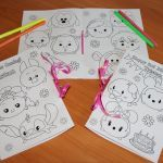 Coloring Pages Tsum Tsum Fresh Tsum Tsum Birthday Party Coloring Pages Tsum Tsum Activity