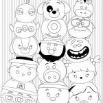Coloring Pages Tsum Tsum New Free Printable Disney Frozen Coloring Pages Awesome Coloring Pages