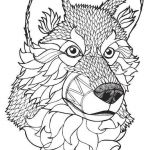 Coloring Pages Wolf Marvelous 17 Best Coloring Pages Wolves