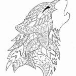 Coloring Pages Wolf Marvelous Stunning Coloring Pages Wolf for Girls Picolour