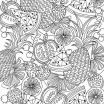 Coloring Pictures for Adults Excellent Fresh Simple Adult Coloring Pages Fvgiment