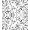 Coloring Sheets for Adults Flowers Inspiring √ Coloring Pages for Adults Floral and Free Stress Coloring Pages