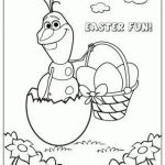 Coloring Sheets for Easter Awesome Fresh Preschool Easter Egg Coloring Sheet – Fym