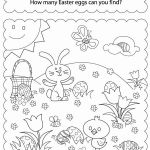 Coloring Sheets for Easter Excellent Fresh Easter Egg Hunt Coloring Sheets – Doiteasy