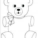 Coloring Teddy Bear Amazing 71 Teddy Bear Coloring Pages Free Printable Aias