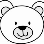Coloring Teddy Bear Inspiration Teddy Bear Color Page Awesome Inspirational Baby Panda Bear Coloring