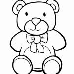 Coloring Teddy Bear Inspiring 52 Best Teddy Bear Coloring Pages for Adults