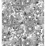 Coloring Worksheets for Adults Amazing 20 Awesome Free Printable Coloring Pages for Adults Advanced