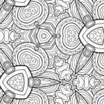 Colouring Patterns for Adults Awesome √ Coloring Pages for Adults or Printable Coloring Pages for