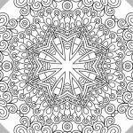 Colouring Patterns for Adults Beautiful Elegant Mandala Peace Coloring Pages Nocn