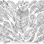 Colouring Patterns for Adults Brilliant Adult Color Page