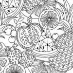 Colouring Patterns for Adults Elegant Free Printable Mushroom Coloring Pages Unique Best Nature Nice