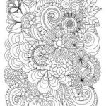 Colouring Patterns for Adults Inspiring 324 Best Coloring Pages for Adults Images In 2018