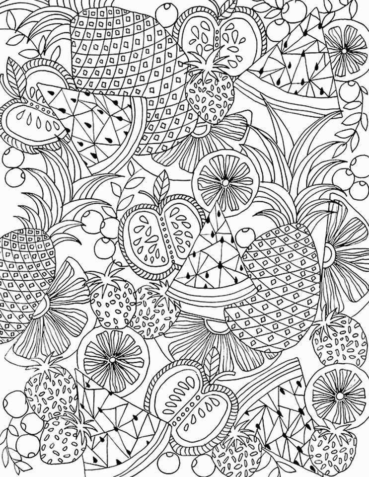 Colouring Patterns for Adults Marvelous Adult Coloring Pages Colored Unique Adult Coloring Printable New