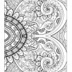 Colouring Sheets for Adults Inspiration Doodle Coloring Pages