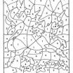 Complex Color by Number Printables Inspiring 604 Best Adult Coloring Pages Images In 2016