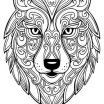 Complicated Animal Coloring Pages Creative Here are Plex Coloring Pages for Adults Of Animals Different