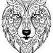 Complicated Coloring Pages Inspiring Plicated Animal Coloring Pages