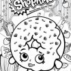 Cookie Coloring Pages Pretty Luxury Cookie Cookie Shopkins Coloring Page – Fym