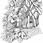 Cool Printable Coloring Pages for Adults Exclusive Cool Coloring Pages for Adults New Christmas Tree Cut Out Coloring