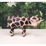 """Cow Print Stencil Inspiration Things Tagged with """"cow"""" Thingiverse"""