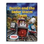 Cranky Thomas Train Excellent Dustin and the sodor Storm Team