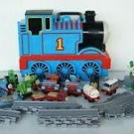 Cranky Thomas Train Excellent Learning Curve toy Trains for Sale