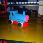 """Cranky Thomas Train Excellent Things Tagged with """"thomas the Train"""" Thingiverse"""