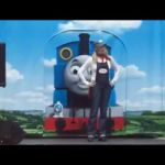 Cranky Thomas Train Marvelous Best Of Thomas the Tank Steam Outline Engine Racing with Live Diesel