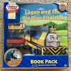 Cranky Thomas Train Marvelous Thomas and Friends Dustin and the sodor Storm Team