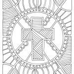 Cross Adult Coloring Pages Beautiful Coloring Page Cross Church Stuff