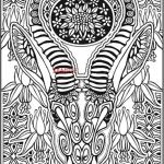 Cross Adult Coloring Pages Brilliant Goat and Flowers Cross Stitch Chart Craftsy