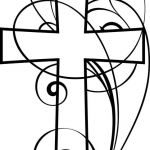 Cross Adult Coloring Pages Excellent New Colored Drawings