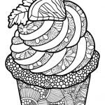 Cupcake Coloring Book Beautiful Pin by Laura D Rath On Coloring