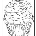 Cupcake Coloring Books Best Of Mango Coloring Pages