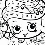 Cupcake Coloring Books Best Of Printable Coloring Pages Cupcake Unique New Cupcake Shopkin Coloring