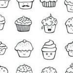 Cupcake Coloring Books Inspirational Healthy Food Coloring Page Healthy Food Coloring Pages Printable