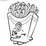 Cupcake Queen the Shopkin Awesome Coloring Pages Cupcake Queen Shopkins Coloring Pages Kooky Cookie